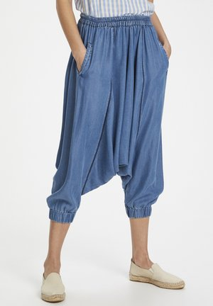 Pantaloni - blue wash