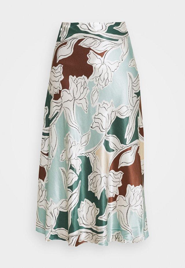 MOLLY SKIRT - Áčková sukně - multicolor
