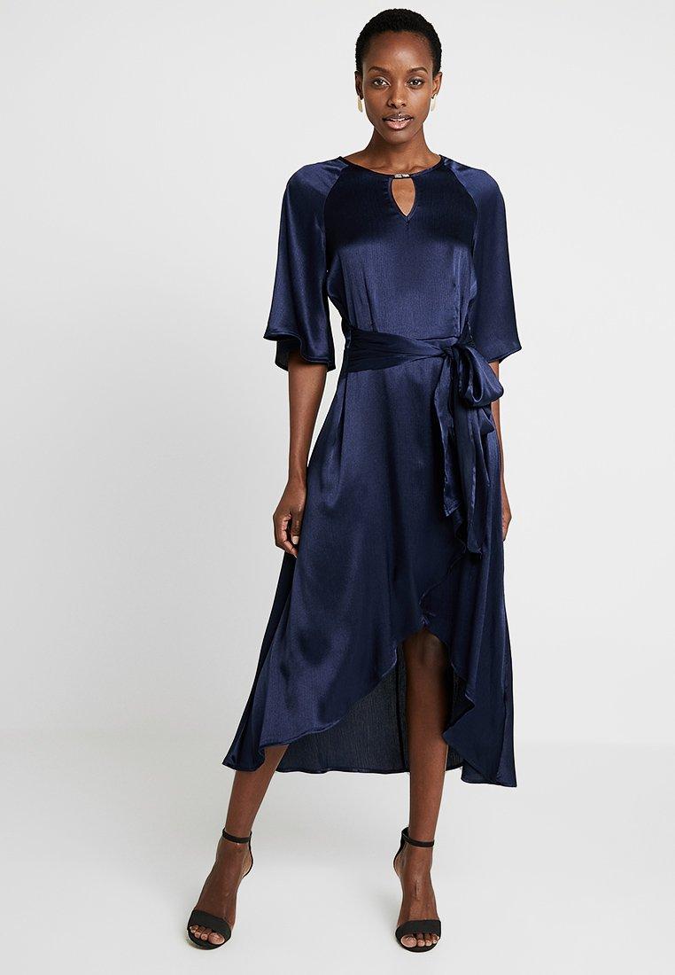 Culture - CELENA DRESS - Vestido largo - midnight navy