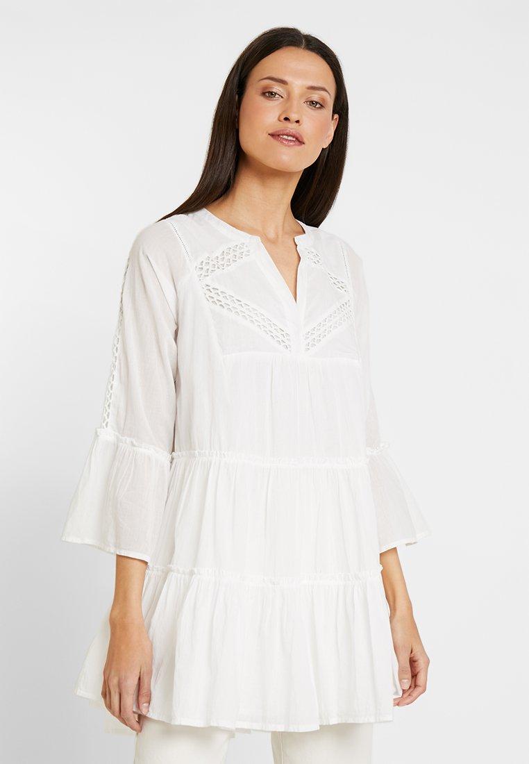 Culture - CURONA - Tunic - white