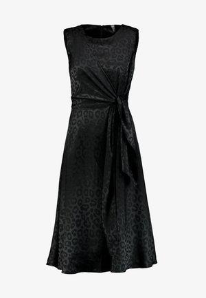 CUAVA DRESS - Robe d'été - black