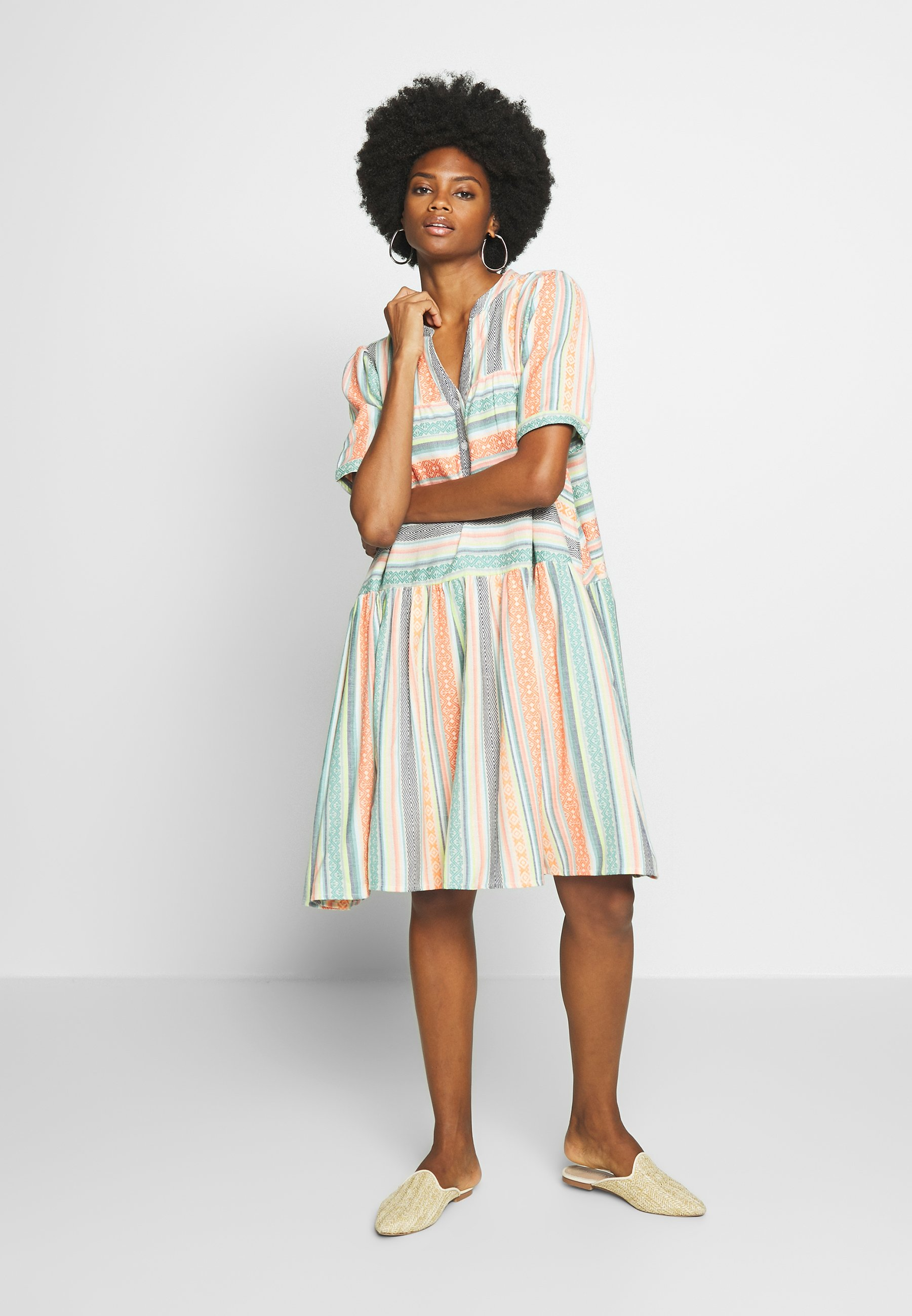 Culture AMALIA DRESS - Sukienka letnia - emberglow