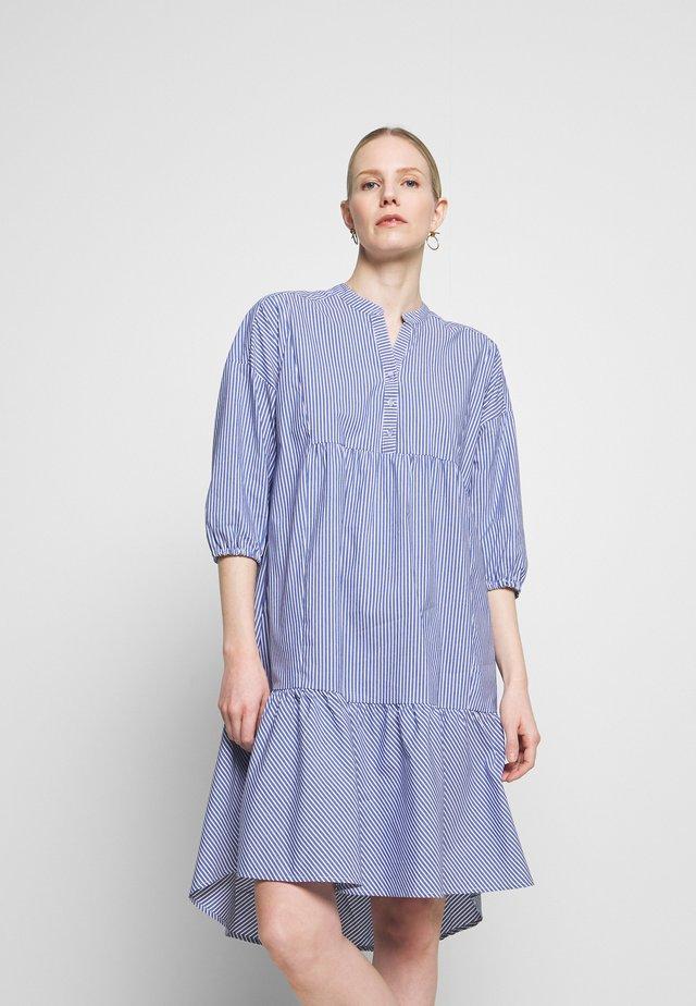 ALOUETTE DRESS - Korte jurk - blue iris