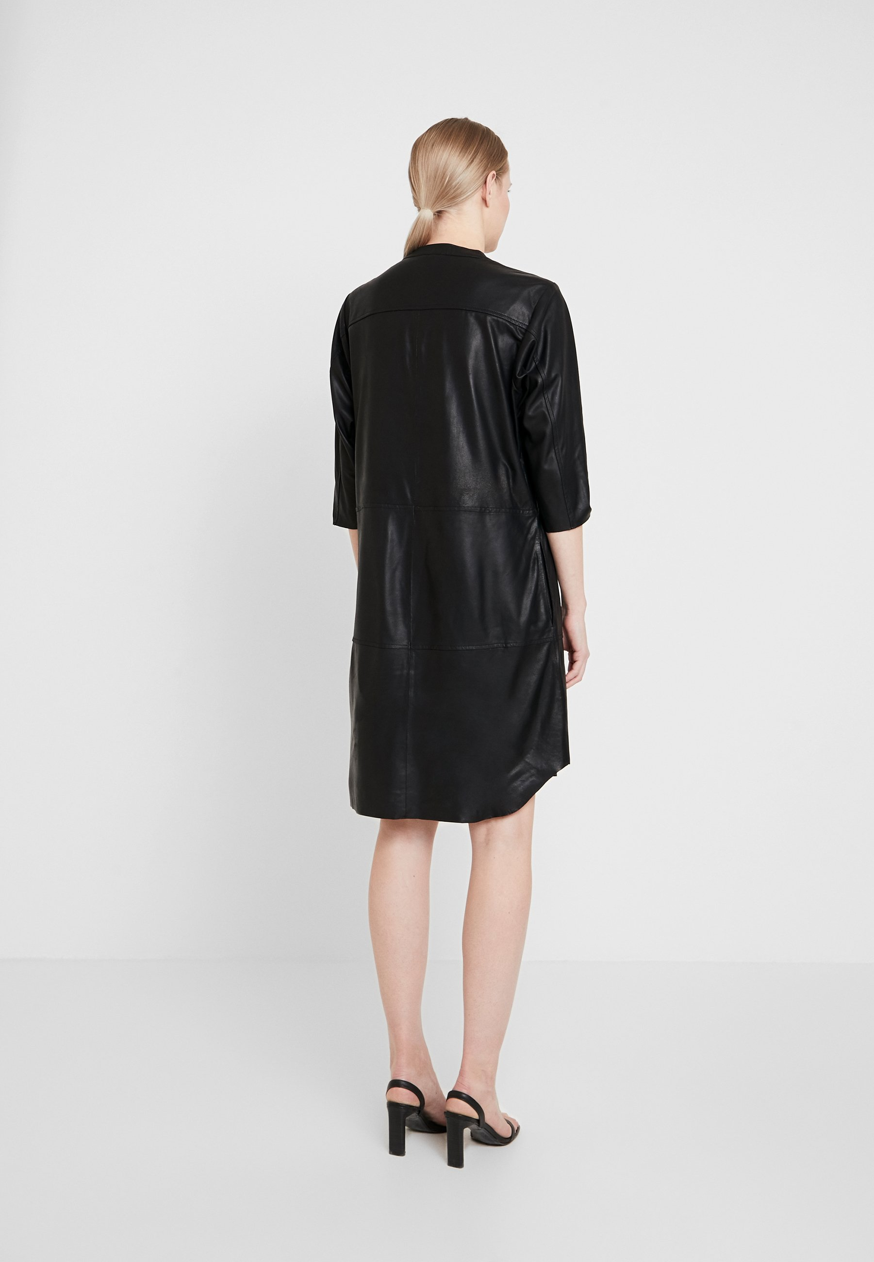 Culture Alina Dress - Day Black