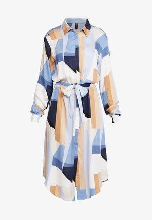 RIGMOR DRESS - Blusenkleid - light blue