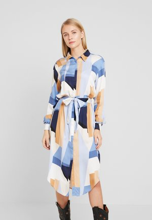 RIGMOR DRESS - Shirt dress - light blue
