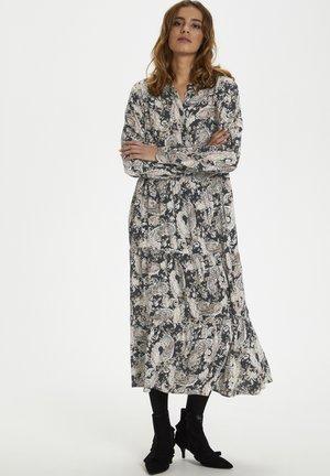 CUANGELICA - Robe longue - black