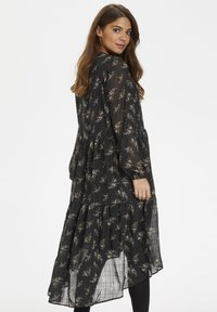Culture - CUANNIA - Robe d'été - black - 2