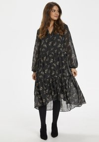 Culture - CUANNIA - Robe d'été - black - 1