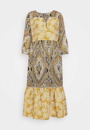 NAZAN DRESS - Denní šaty - honey mustard