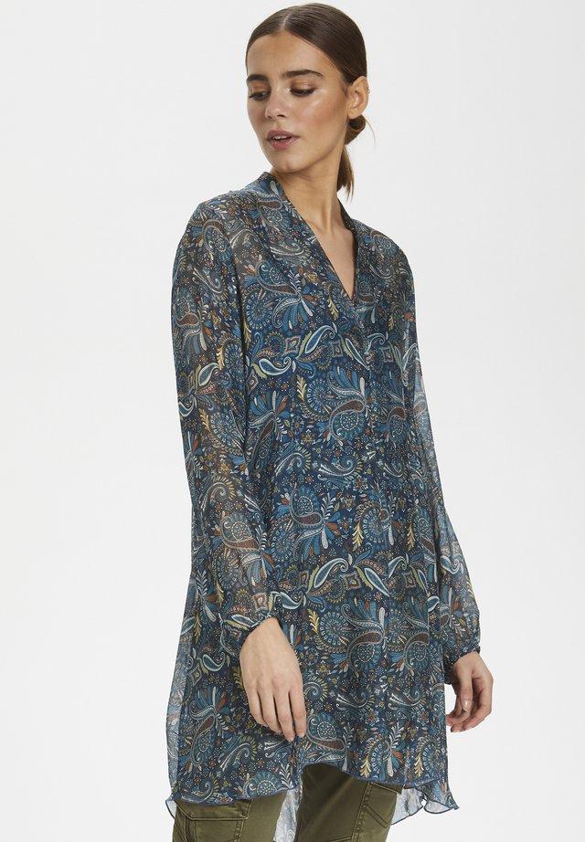 CUCAIA  - Korte jurk - blue