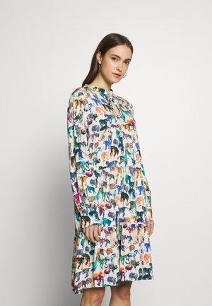 CUSIGGA DRESS - Day dress - multi-coloured