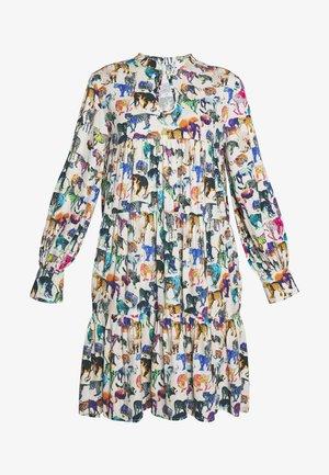 CUSIGGA DRESS - Freizeitkleid - multi-coloured