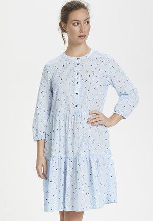 CUNENE - Sukienka letnia - cashmere blue