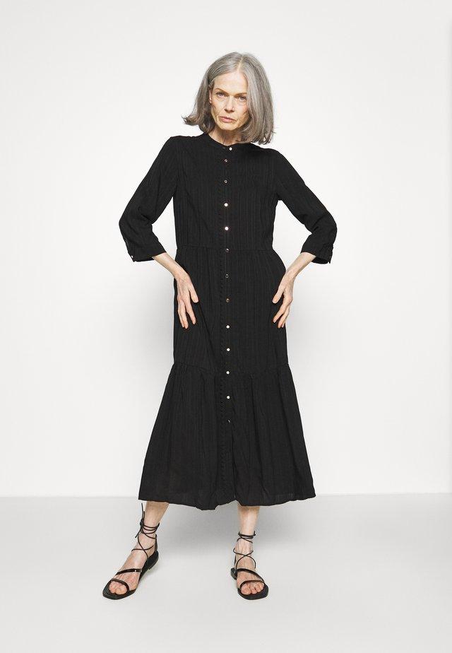 CUADELAINE DRESS - Maxi-jurk - black