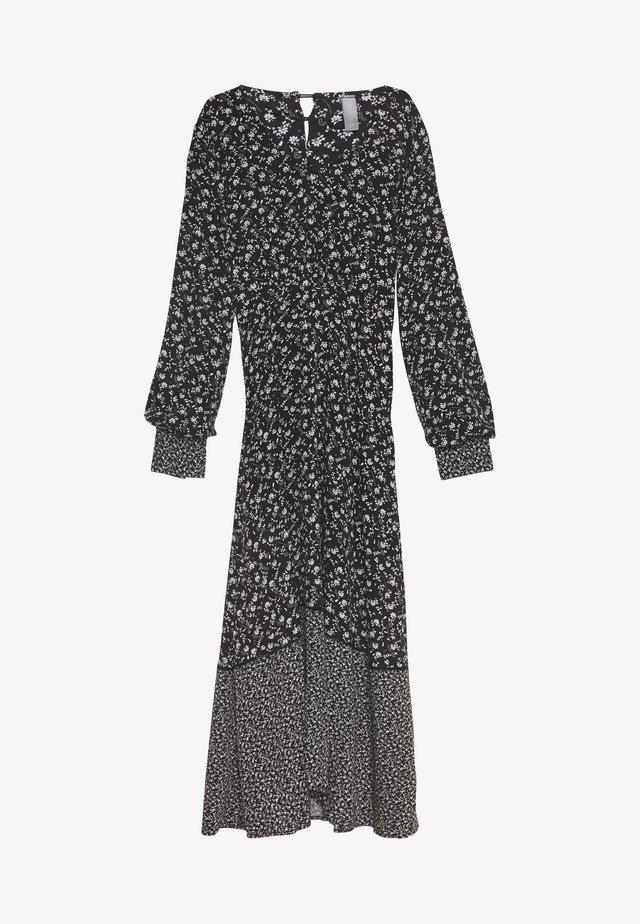 CUNANCY DRESS - Długa sukienka - black