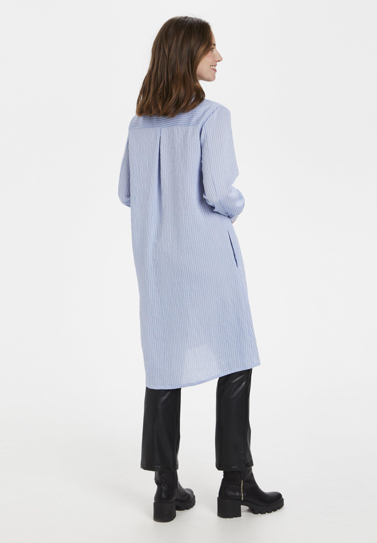 Culture Kobaltblauwe jurk online shop | ZALANDO