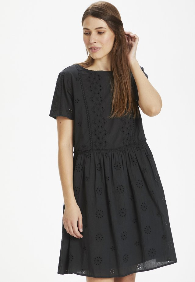 CUWIGGA - Vapaa-ajan mekko - black