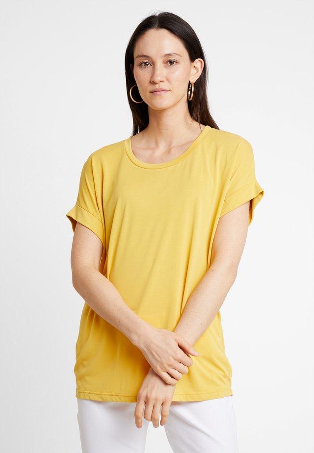 KAJSA - Basic T-shirt - yellow