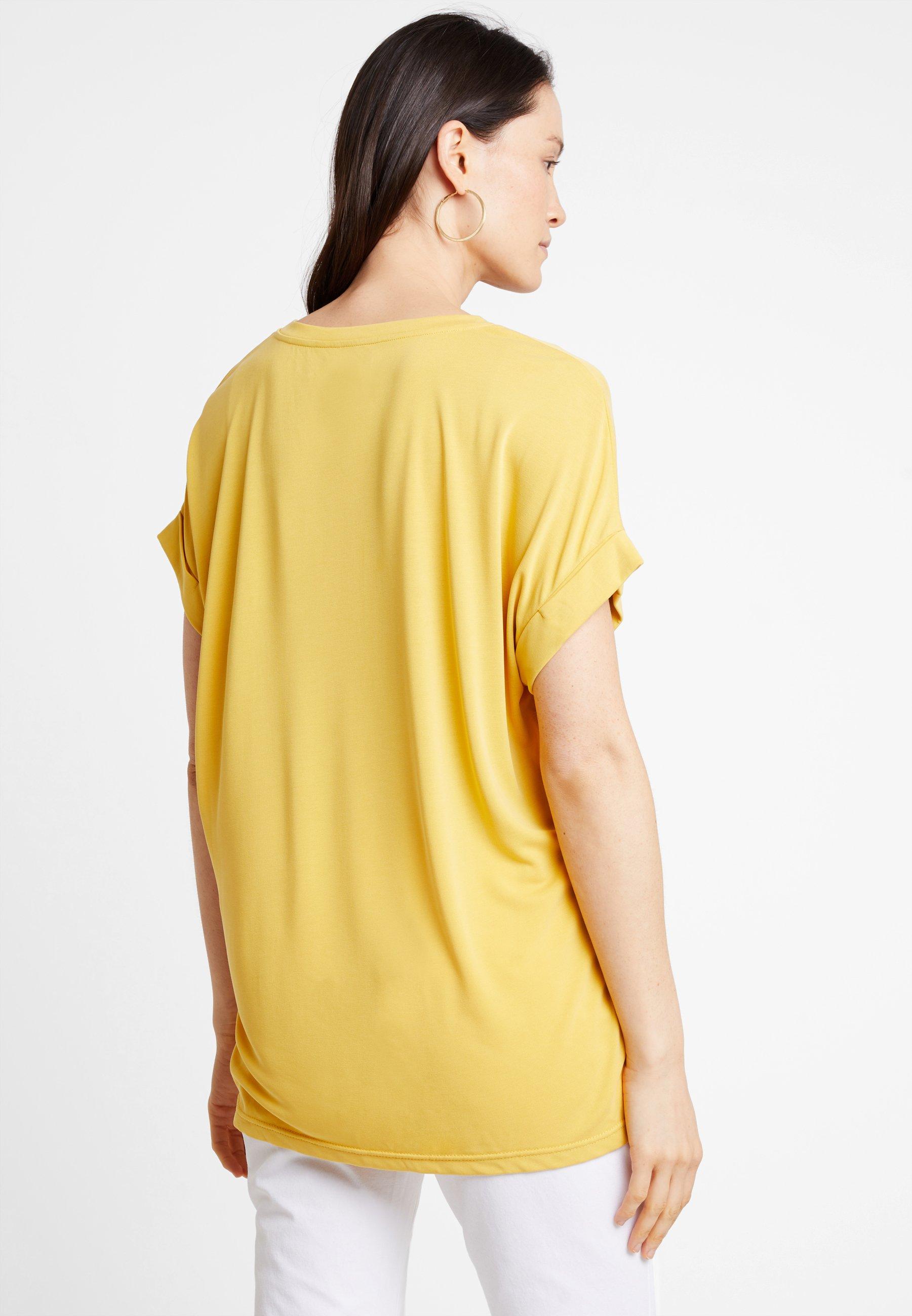 Culture shirt Yellow shirt Culture Yellow Basique KajsaT KajsaT Basique QdCtxrsh