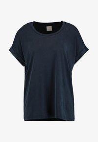 Culture - KAJSA - T-shirts - blue - 3