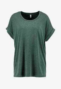 Culture - KAJSA - T-shirt basic - pine grove - 4