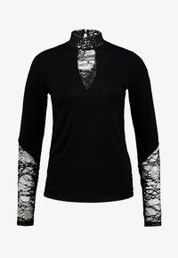 Culture - BLOUSE - Camiseta de manga larga - black - 3