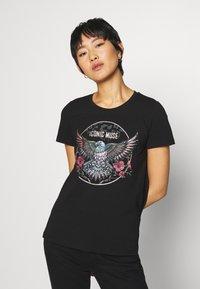 Culture - CUBELLA - T-shirt print - black - 0