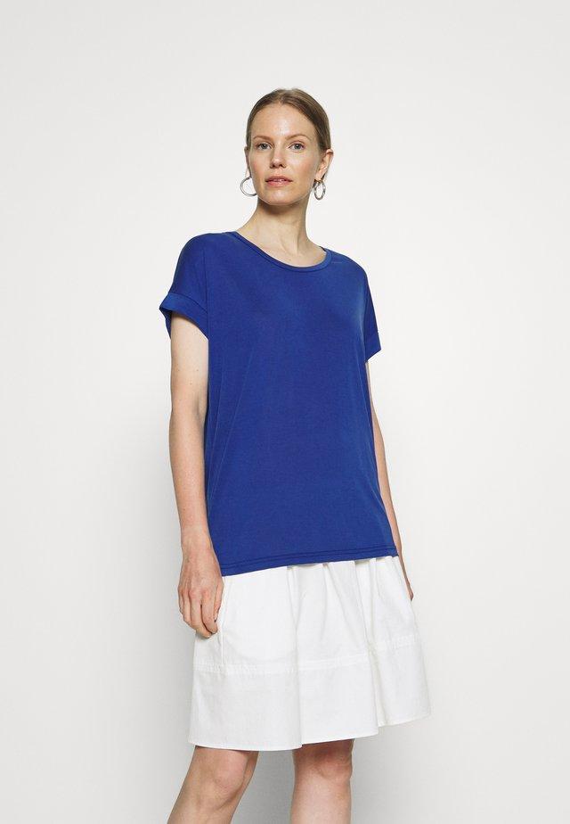 KAJSA - T-shirt basic - mazarine blue