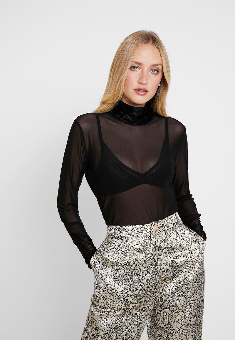 Culture - CUDUDU - Long sleeved top - black
