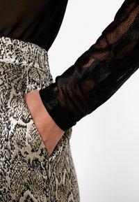 Culture - CUDUDU - Long sleeved top - black - 5