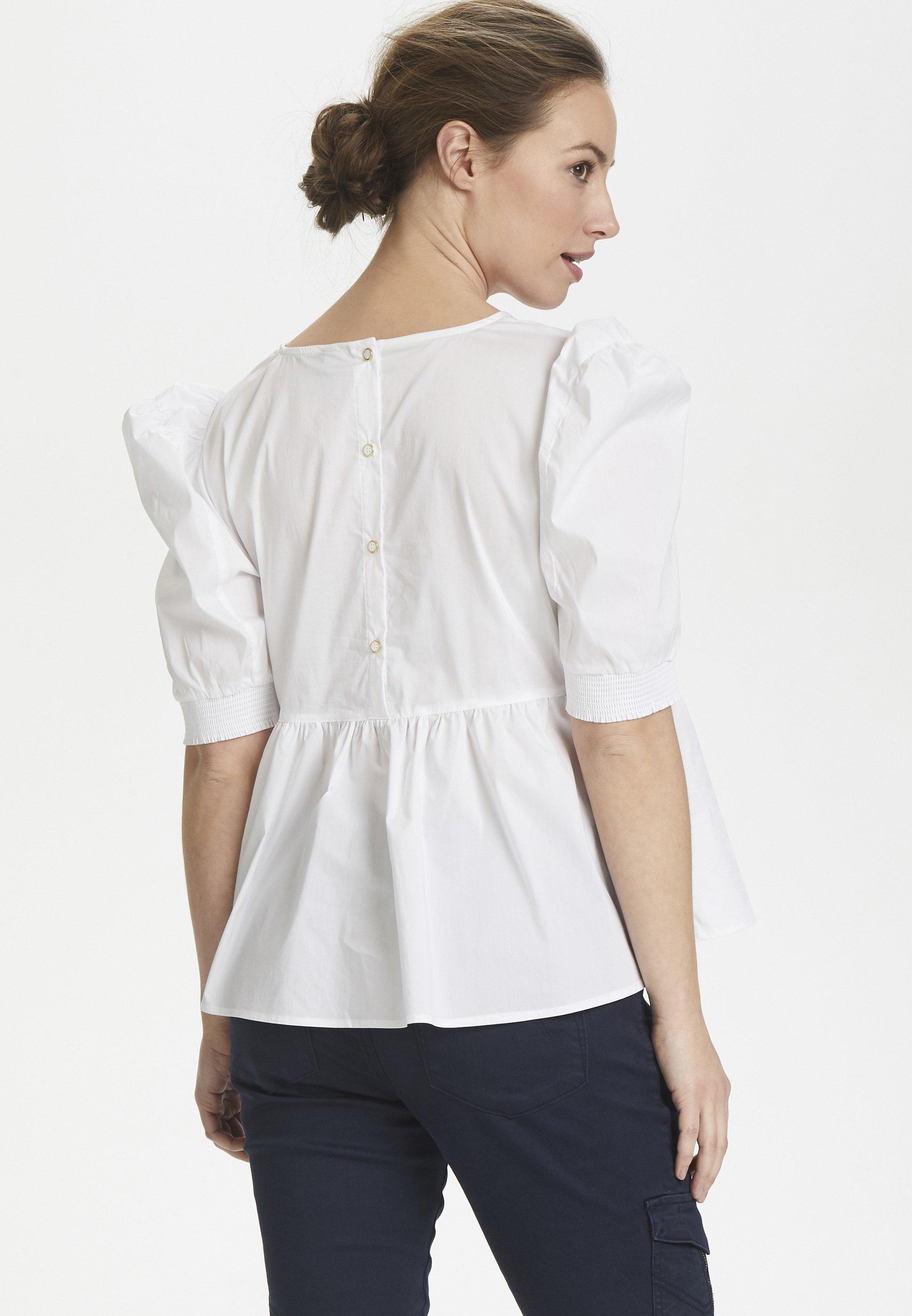 Culture CUMASHA - Bluzka - bright white