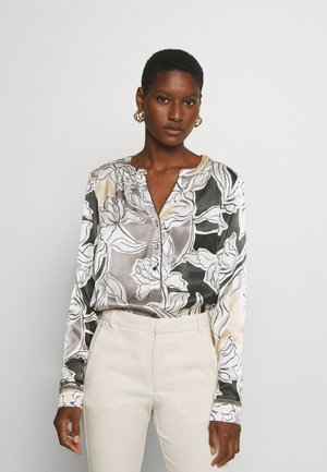 CUMOLLY BLOUSE - Camicetta - smoked pearl