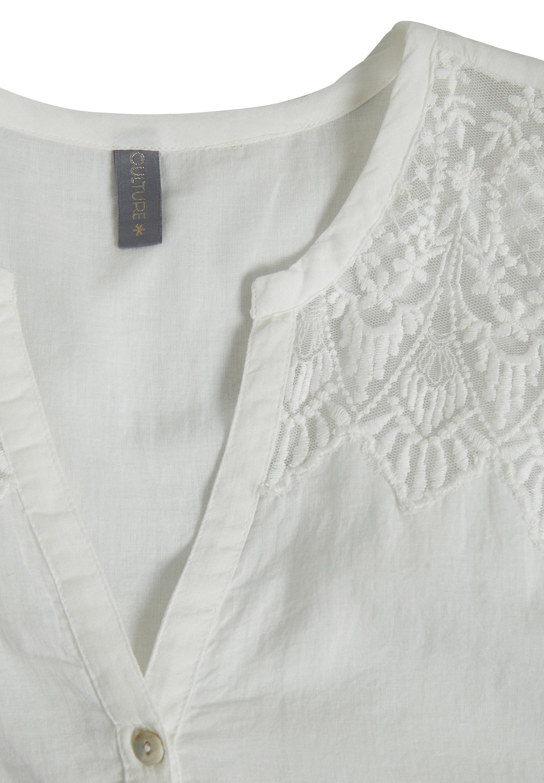 Culture Cualia Blouse - Camicetta Off-white dpWVIKg