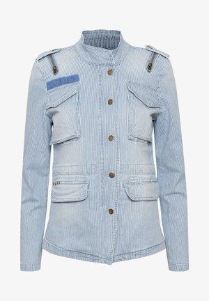 CUAMELA - Veste en jean -  blue