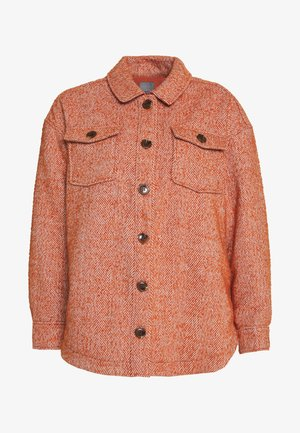 CUMONA JACKET - Korte jassen - mecca orange