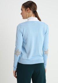 Culture - ANNEMARIE CARDIGAN - Cardigan - airy blue - 0