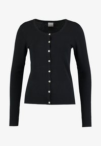 Culture - ANNEMARIE CARDIGAN - Kardigan - black
