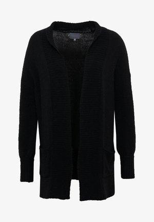 CUZIDSEL CARDIGAN - Vest - black