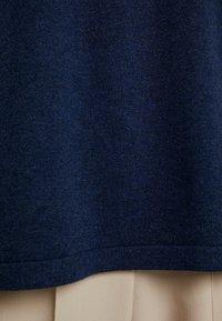 Culture - ANNEMARIE SOLID JUMPER - Jumper - blue iris - 6