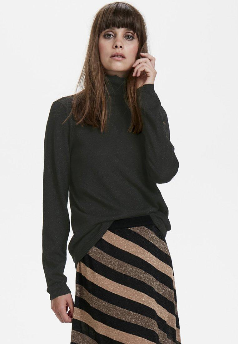 Culture - CUUTE - Pullover - black