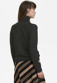 Culture - CUUTE - Pullover - black - 3
