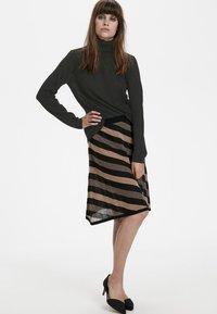 Culture - CUUTE - Pullover - black - 1