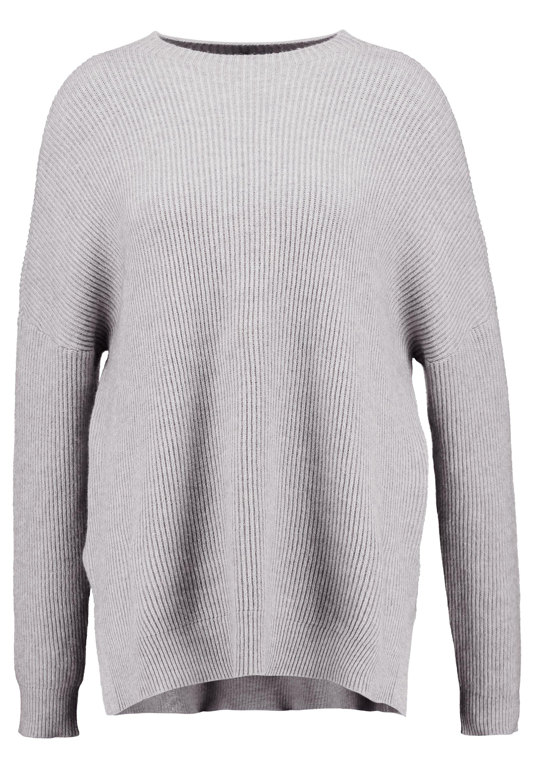 Culture CUOLIVIA - Sweter - light grey melange
