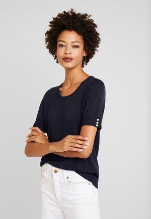 CUANNEMARIE - Camiseta estampada - salute melange