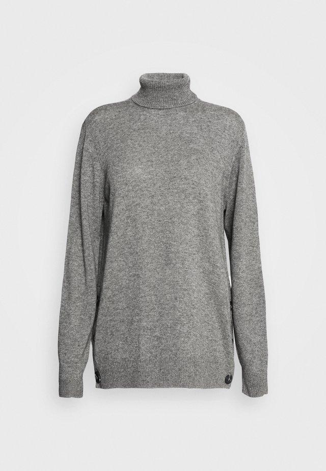 CUALLIE ROLLNECK - Jersey de punto - grey melange