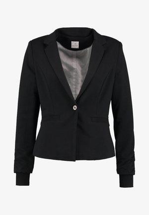 EVA - Blazer - black solid