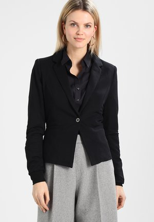 EVA - Blazer - black solid
