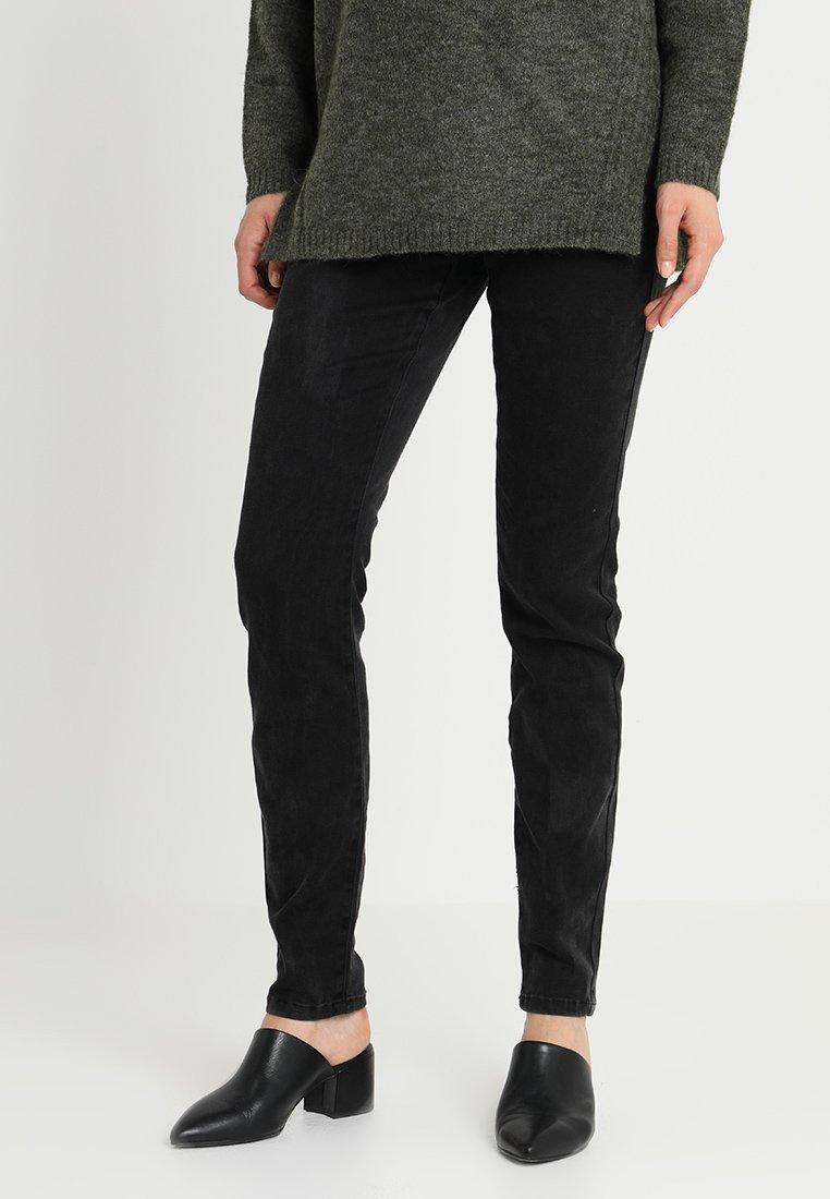 Culture - CLELIA JEANNINA FIT - Slim fit jeans - black