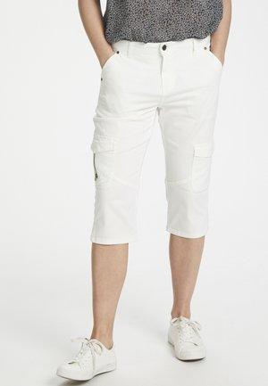 CUABIR - Denim shorts - spring gardenia